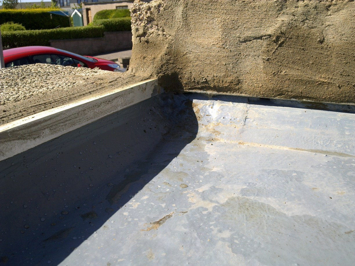 GPR roof | Step by Step Joinery